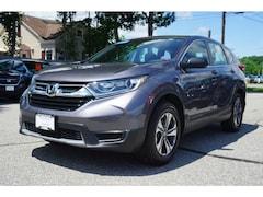 2018 Honda CR-V LX AWD SUV continuously variable automatic