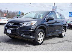 2016 Honda CR-V LX AWD SUV continuously variable automatic
