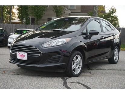 Ford Of Augusta >> Used 2017 Ford Fiesta For Sale In Augusta Near Waterville Vin 3fadp4bj7hm104901