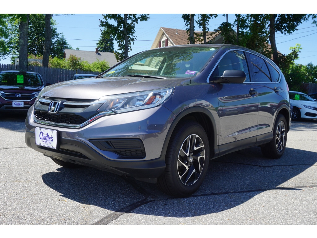 2016 Honda Crv For Sale >> Used 2016 Honda Cr V For Sale In Augusta Near Waterville Vin