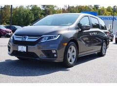 2018 Honda Odyssey EX-L Van 9 speed automatic