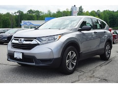 2018 Honda CR-V LX AWD SUV continuously variable automatic