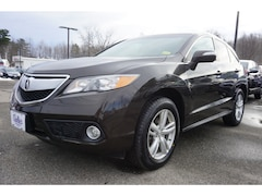 Used 2015 Acura RDX Base w/Technology Package (A6) SUV H91081A for Sale in Augusta, ME