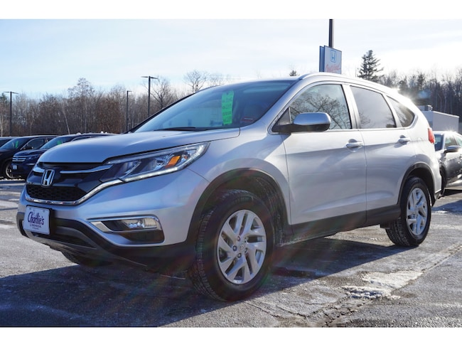 Used 2015 Honda CR-V EX-L SUV continuously variable automatic in Augusta