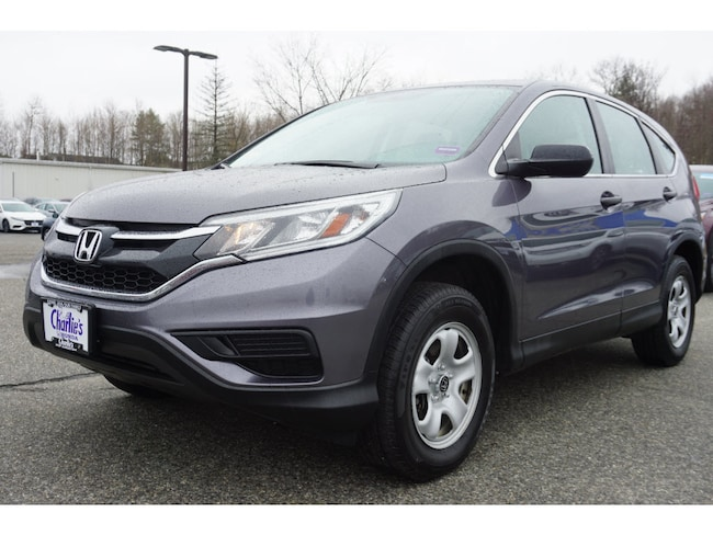 Used 2016 Honda CR-V LX AWD SUV continuously variable automatic in Augusta