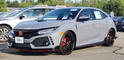 New 2019 Honda Civic Type R For Sale Or Lease In Augusta Near Lewiston Auburn Vin Shhfk8g76ku203984