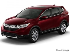 2019 Honda CR-V EX AWD SUV continuously variable automatic