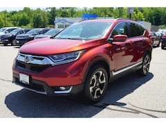 2018 Honda CR-V Touring AWD SUV continuously variable automatic