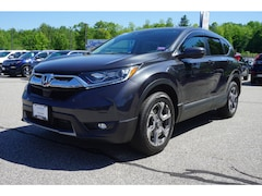 2017 Honda CR-V EX AWD SUV continuously variable automatic