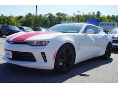 Used 2018 Chevrolet Camaro 2LT Coupe For Sale in Augusta