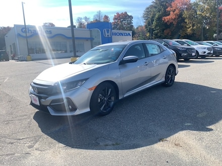 2021 Honda Civic EX Hatchback continuously variable automatic
