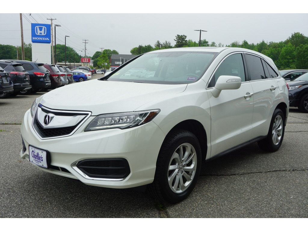 Acura Of Augusta >> Used 2017 Acura Rdx For Sale In Augusta Near Waterville Vin