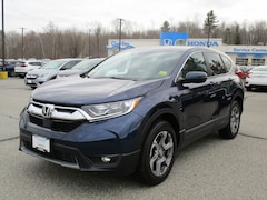 2019 Honda CR-V EX-L AWD SUV continuously variable automatic