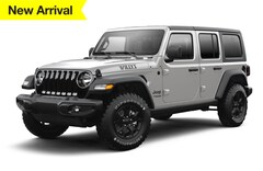 2021 Jeep Wrangler UNLIMITED WILLYS SPORT 4X4 Sport Utility