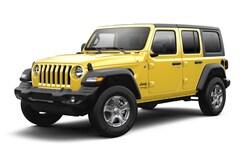 2021 Jeep Wrangler UNLIMITED SPORT S 4X4 Sport Utility