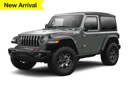 2021 Jeep Wrangler RUBICON 4X4 Sport Utility