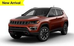 2021 Jeep Compass TRAILHAWK 4X4 Sport Utility
