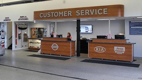 Kia Of Augusta >> Charlie S Kia Service Center In Augusta Me Charlie S Kia