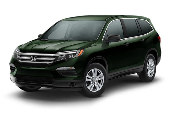 Lease A Brand New 2018 Honda Pilot LX All Wheel Drive Auto For Only $299 A  Month! 36 Month/36,000 Miles. Stock #H8510 Model YF6H1JEW MSRP $33,775.