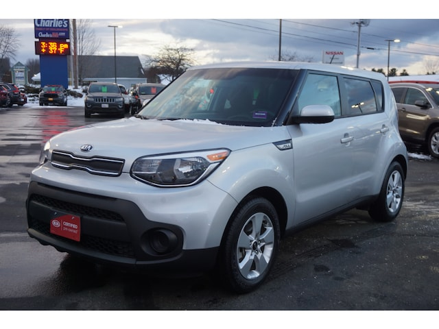 Kia Soul Near Me >> Used 2018 Kia Soul For Sale In Augusta Me Near Waterville