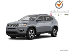Certified used 2018 Jeep Compass Latitude 4x4 SUV for Sale in Augusta, ME
