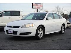 Buy a 2011 Chevrolet Impala LT Sedan For Sale in Augusta