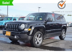 2017 Jeep Patriot Latitude 4x4 SUV