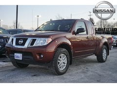 Used 2016 Nissan Frontier SV Truck King Cab For Sale in Augusta