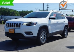 Used 2019 Jeep Cherokee Latitude 4x4 SUV For Sale in Augusta