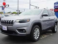Used 2019 Jeep Cherokee Latitude 4x4 SUV 1C4PJMCB0KD188403 for Sale in Augusta, ME
