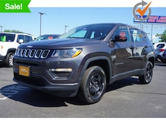 Certified used 2019 Jeep Compass Sport 4x4 SUV 3C4NJDAB7KT703241 for Sale in Augusta, ME