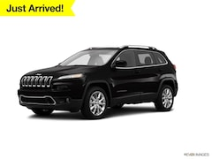Used 2014 Jeep Cherokee Limited 4x4 SUV For Sale in Augusta