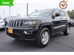 Certified used 2017 Jeep Grand Cherokee Laredo 4x4 SUV for Sale in Augusta, ME
