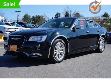 Featured Used 2016 Chrysler 300C Base Sedan for Sale near Waterville, ME
