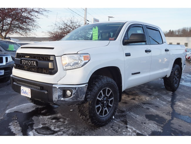 Used 2016 Toyota Tundra Truck CrewMax For Sale Augusta, ME
