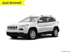 Used 2014 Jeep Cherokee Latitude 4x4 SUV For Sale in Augusta