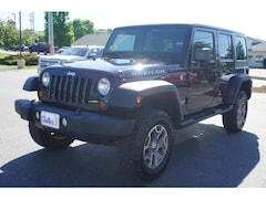 Used 2013 Jeep Wrangler Unlimited Rubicon SUV 1C4BJWFG0DL516764 for Sale in Augusta, ME