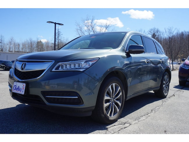 Used 2016 Acura MDX MDX SH-AWD with Technology SUV Augusta