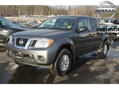 Used 2019 Nissan Frontier SV Truck Crew Cab For Sale in Augusta