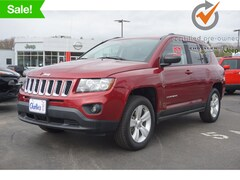 Certified used 2016 Jeep Compass Sport 4x4 SUV 1C4NJDBB2GD734103 for Sale in Augusta, ME