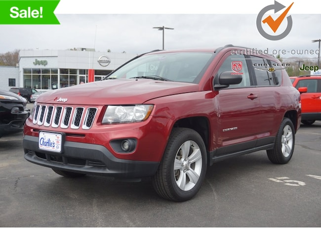 Pre-owned 2016 Jeep Compass Sport 4x4 SUV Augusta