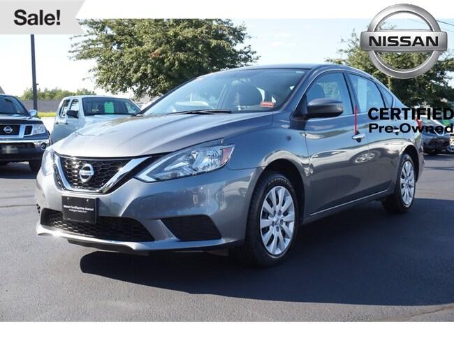 Pre-owned 2017 Nissan Sentra Sedan Augusta