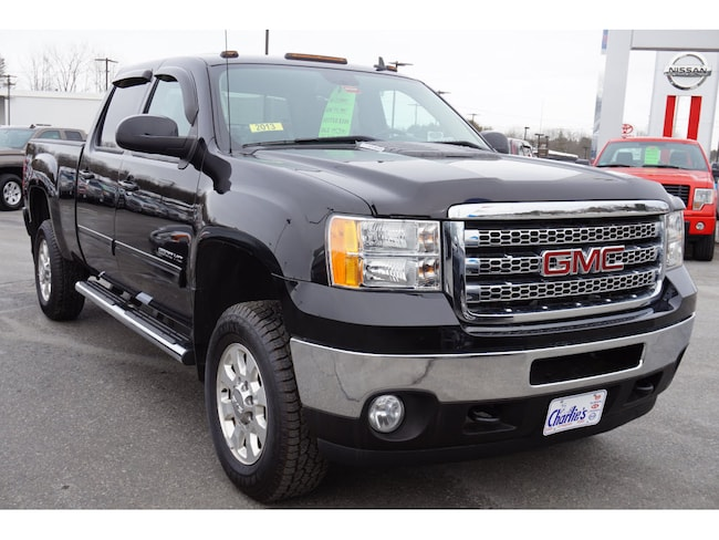 used 2013 gmc sierra 2500hd for sale augusta me stock p8029. Black Bedroom Furniture Sets. Home Design Ideas