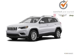 Used 2019 Jeep Cherokee Latitude 4x4 SUV 1C4PJMCB9KD168182 for Sale in Augusta, ME