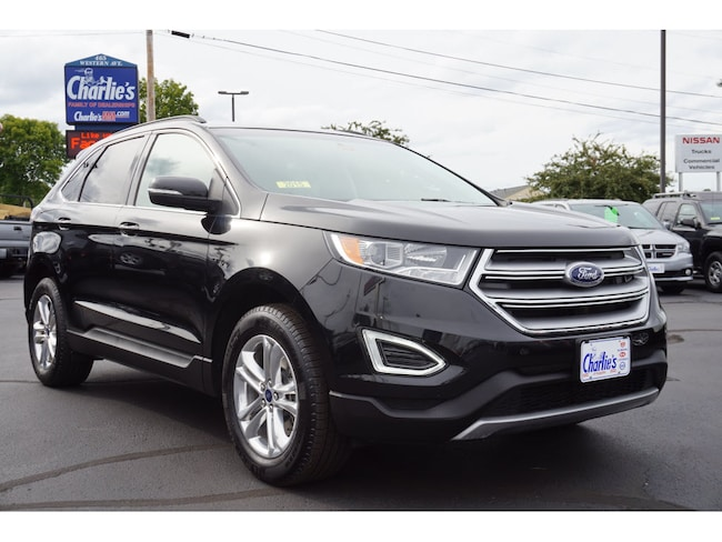 used 2015 ford edge for sale augusta me stock p8259. Black Bedroom Furniture Sets. Home Design Ideas