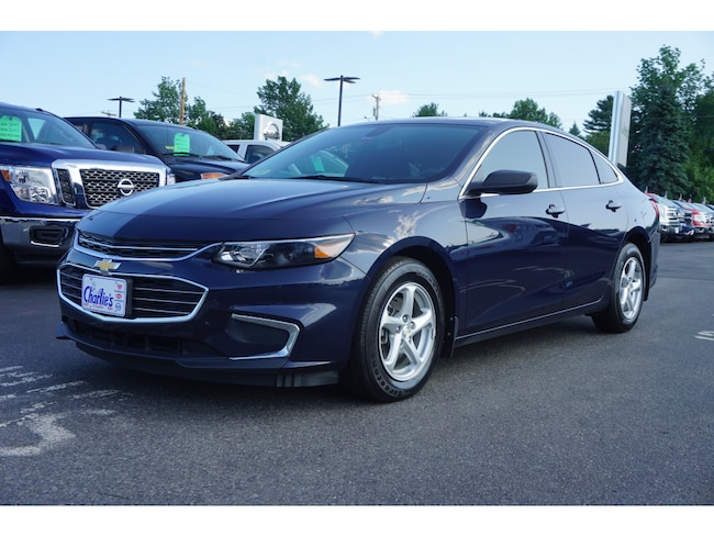 Used 2018 Chevrolet Malibu LS w/1LS Sedan Augusta