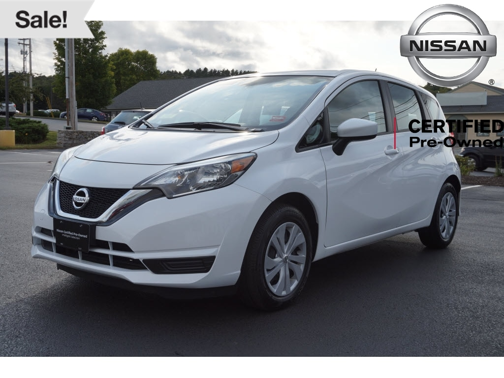 Charlies Nissan In Augusta Me 04330 Spescial Order Parts By Request 2017 Versa Note Sv Hatchback
