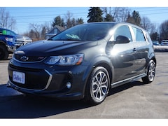 Bargain Used 2018 Chevrolet Sonic LT Auto w/1SD Hatchback For Sale in Augusta