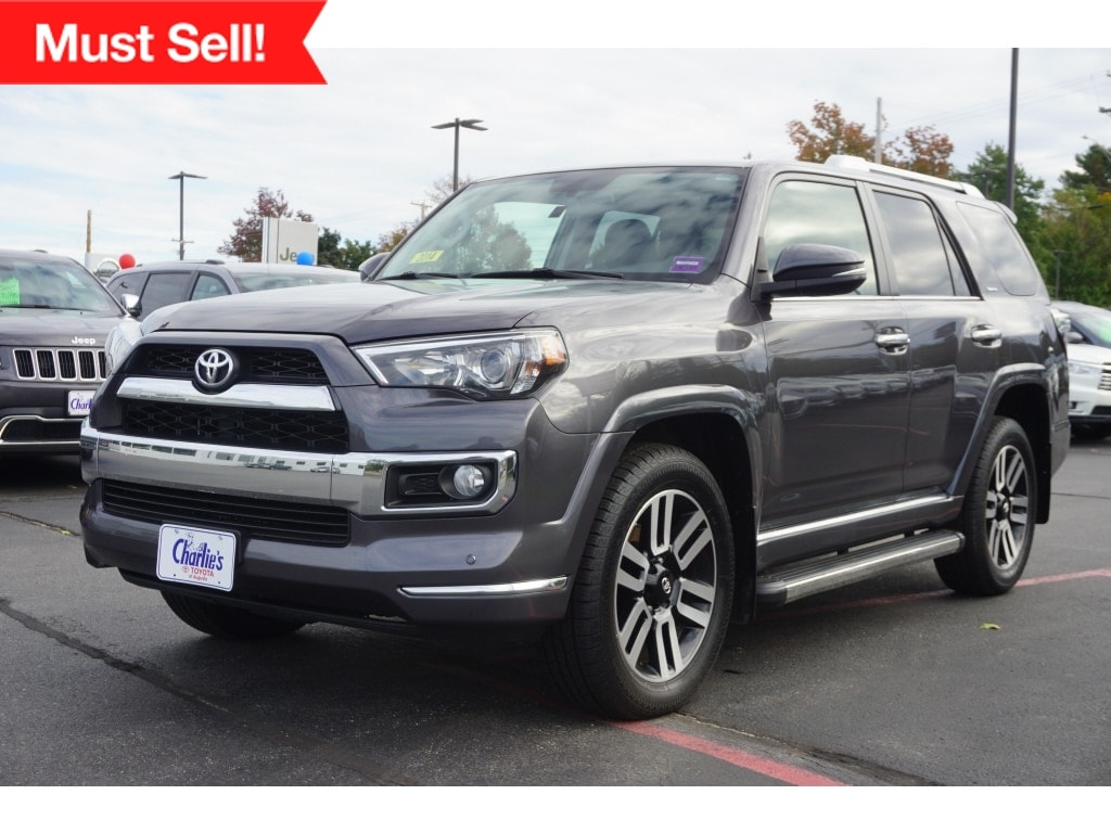 Featured Used 2014 Toyota 4Runner SUV for Sale near Waterville, ME
