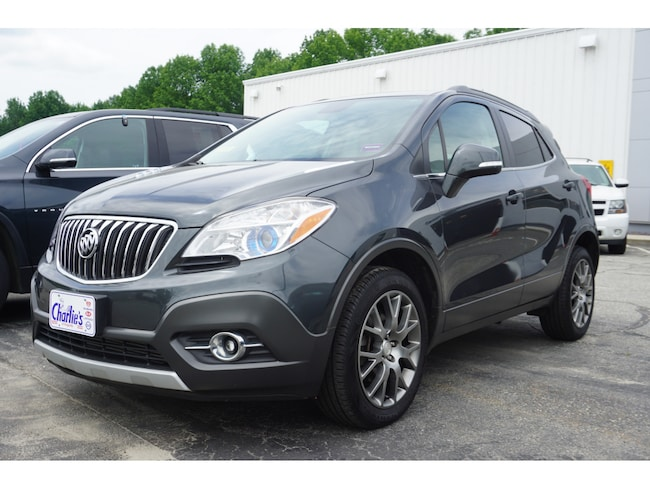 Used 2016 Buick Encore Sport Touring SUV Augusta